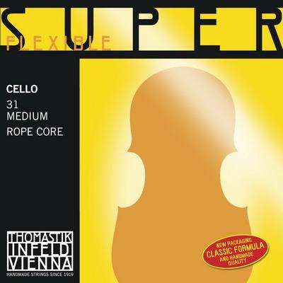 SUPERFLEXIBLE CELLO